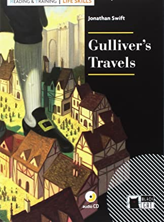 Gullivers travels. Con App. Con CD-Audio [Lingua inglese]