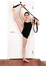 The Main Dancer Stretch Band - to Improve Leg Stretching - Perfect Home Equipment for Ballet, Dance and Gymnastic Exercise - Excellent Gift for Your Friends and Loved Ones - Made in Europe