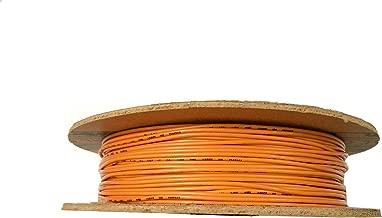SHAMROCK CONTROLS UL1007-20AWG-ORANGE-500 FT UL 1007 Stranded Copper Wire, 20 AWG, 300V, 500', RAL 2003 Color Code, Orange
