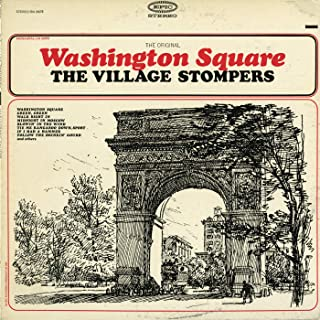 washington square banjo