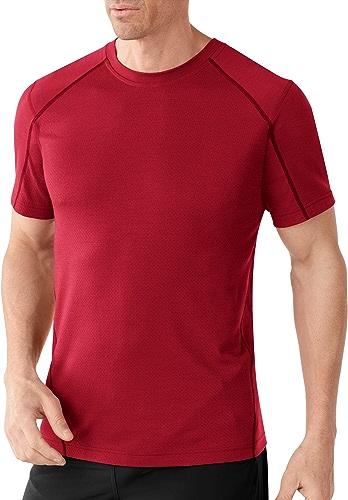 intelligentwool t-Shirt de Sport pour Homme Tech Assiette