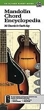 Mandolin Chord Encyclopedia (2nd Edition): 36 Chords in Each Key (Alfred Handy Guide)