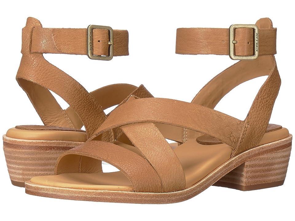 Kork-Ease Marianna (Light Brown Full Grain Leather) Women