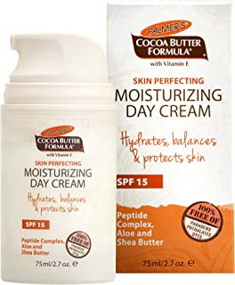 Palmer's Cocoa Butter Formula Skin Perfecting Moisturizing Day Cream, SPF 15, 2.7 Ounces