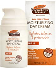 Palmer's Cocoa Butter Formula Skin Perfecting Moisturizing Day Cream, SPF 15, 2.7 Ounces
