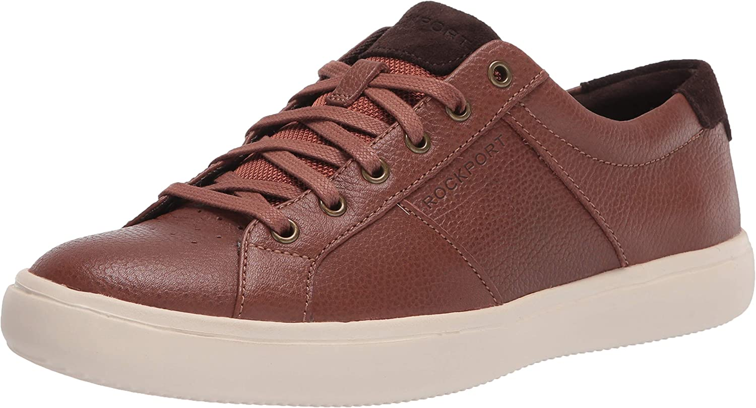 Rockport Men's Jarvis Lace Ranking TOP18 to Reservation Toe Sneaker