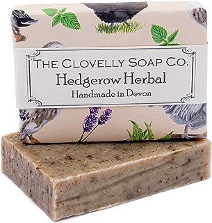 The Clovelly Soap Co. Clovelly Soap Co. Handgemachte Beinwell, Lavendel & Brennnessel Naturseife für alle Hauttypen 100g