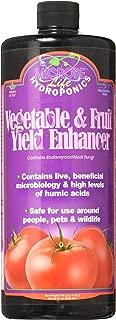 Microbe Life Hydroponics ML21346 Vegetable & Fruit Yield Enhancer, 32 oz