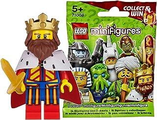 レゴ(LEGO)ミニフィギュア シリーズ13 王様 未開封品 LEGO Minifigures Series14 Classic King 【71008-1】