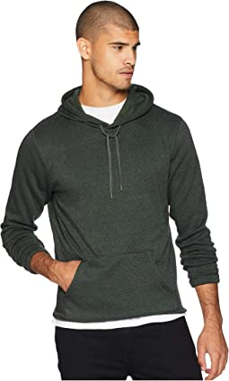 Cash Textured Fleece Hoodie
