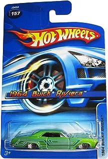 Hot Wheels 2006 1964 Buick Riviera GREEN #157