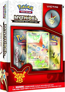 Pokmon TCG: Mythical Pokmon Collection Victini