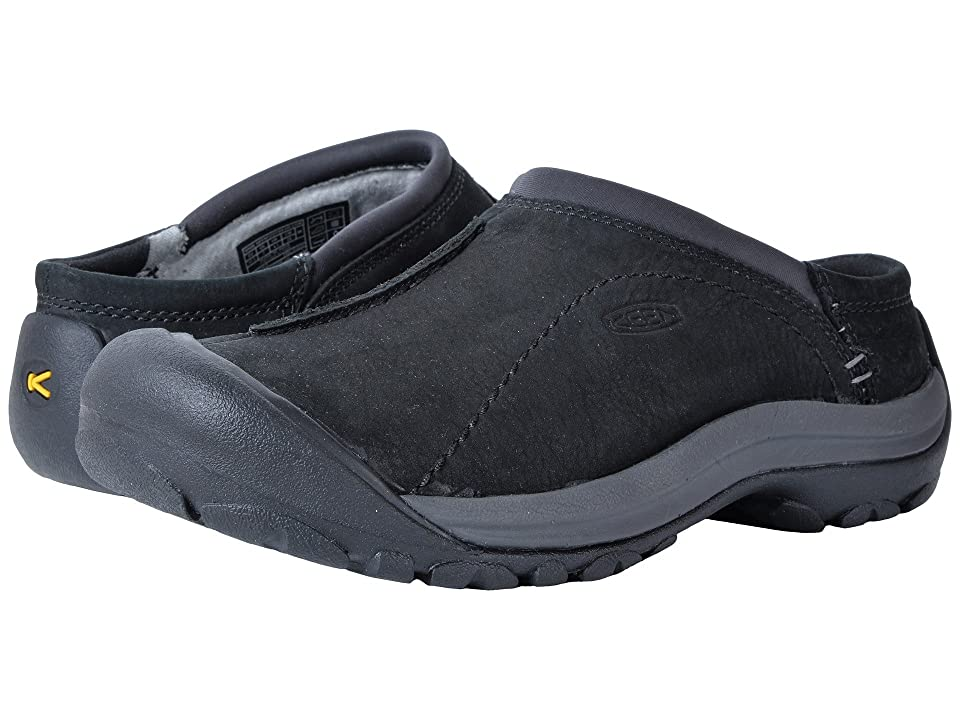 Keen Kaci Slide (Black/Magnet) Women