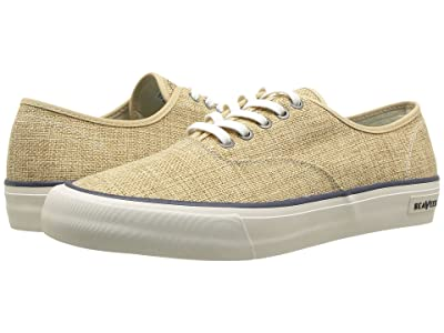 SeaVees Legend Sneaker Raffia (Natural) Men