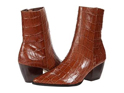 Matisse Caty (Brown Croc Leather) Women