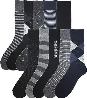 [ハルサク] HARUSAKU ビジネス 暖か パイル ソックス メンズ 靴下 フォーマル 紳士 25~29 cm セット …