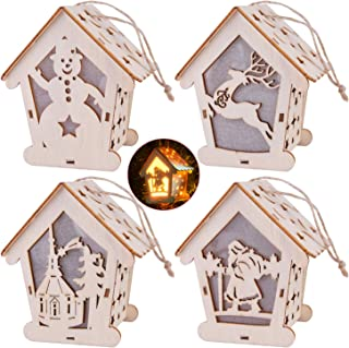 Best christmas tree house ornaments Reviews