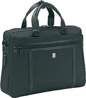 Victorinox Werks - portafolios profesional para computadora portátil de 13 pulgadas, Negro, Una talla