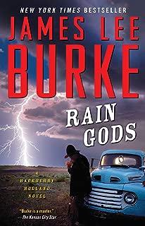 Rain Gods: A Novel (Hackberry Holland Book 2)