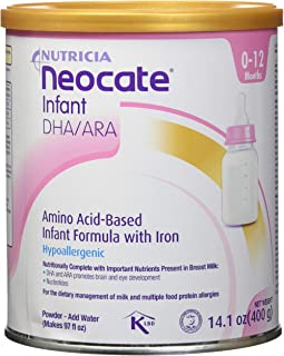 neocate formula ingredients