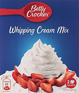 Betty Crocker Whipping Cream Mix, 70 gm
