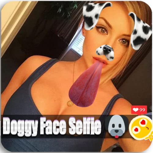 Doggy Face Filtres Stickers Photo Editor for Snapchat