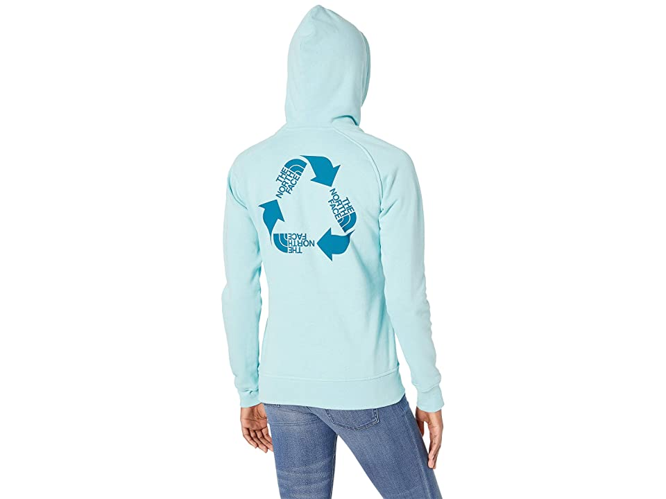 The North Face Bottle Source Pullover Hoodie (Canal Blue) Women