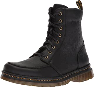 Dr. Martens Lombardo Black Fashion Boot