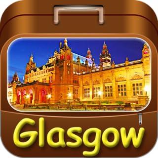 Glasgow Offline Map Travel Guide (Kindle Tablet Edition)