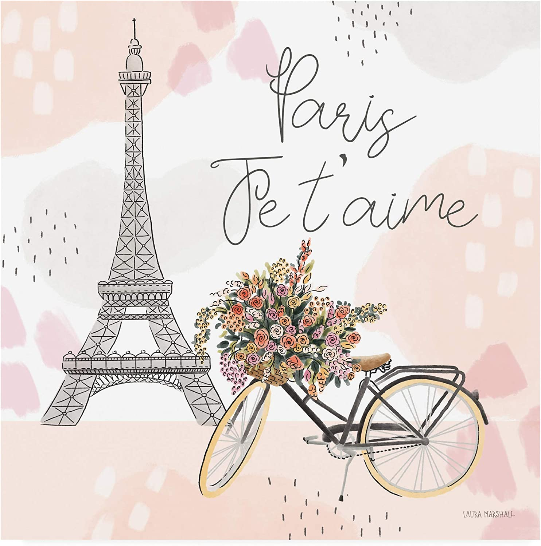 Trademark Fine Art Sweet Paris II
