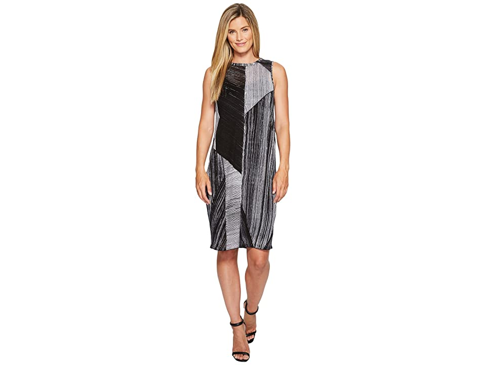 NIC+ZOE Waterfall Dress (Multi) Women