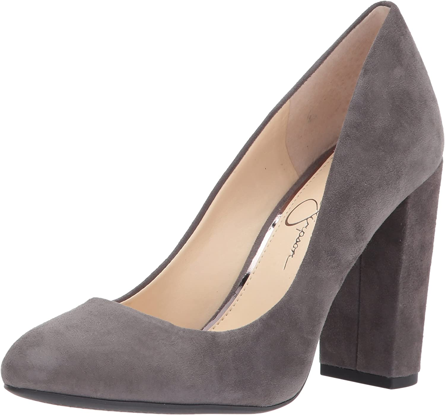 Jessica Simpson Womens Belemo Pump