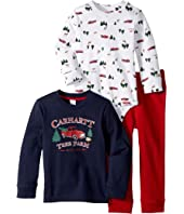 Carhartt Kids - Holiday Three-Piece Set (Infant)