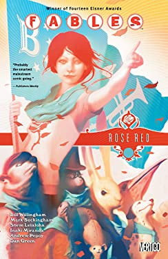 Fables Vol. 15: Rose Red (Fables (Graphic Novels))