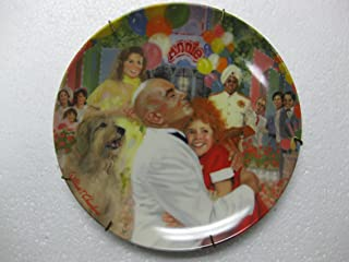 Edwin M. Knowles- Little Orphan Annie China Collector Plate