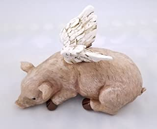 Home View When Pigs Fly - Shelf Decoration