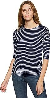 Unshackled Women's Plain Regular Fit T-Shirt