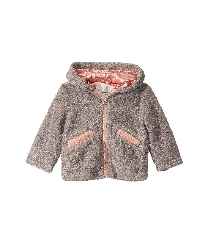 Urban Republic Kids Sherpa Zip-Up Jacket (Toddler)