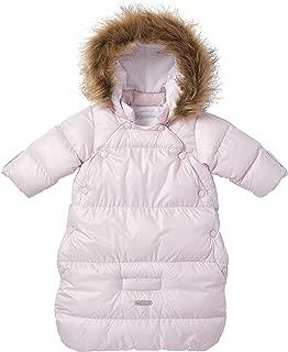 Girls Boys Newborn Infant Baby Puffer Carbag Pram Bag Snowsuit Bunting