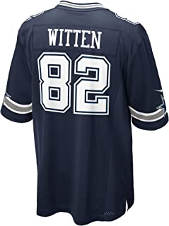 Dallas Cowboys Jason Witten #82 Nike Navy Game Replica Jersey