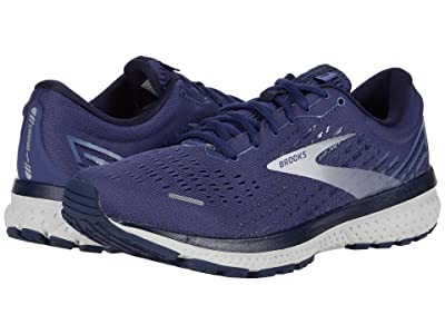 Brooks Ghost 13 (Deep Cobalt/Grey/Navy) Men