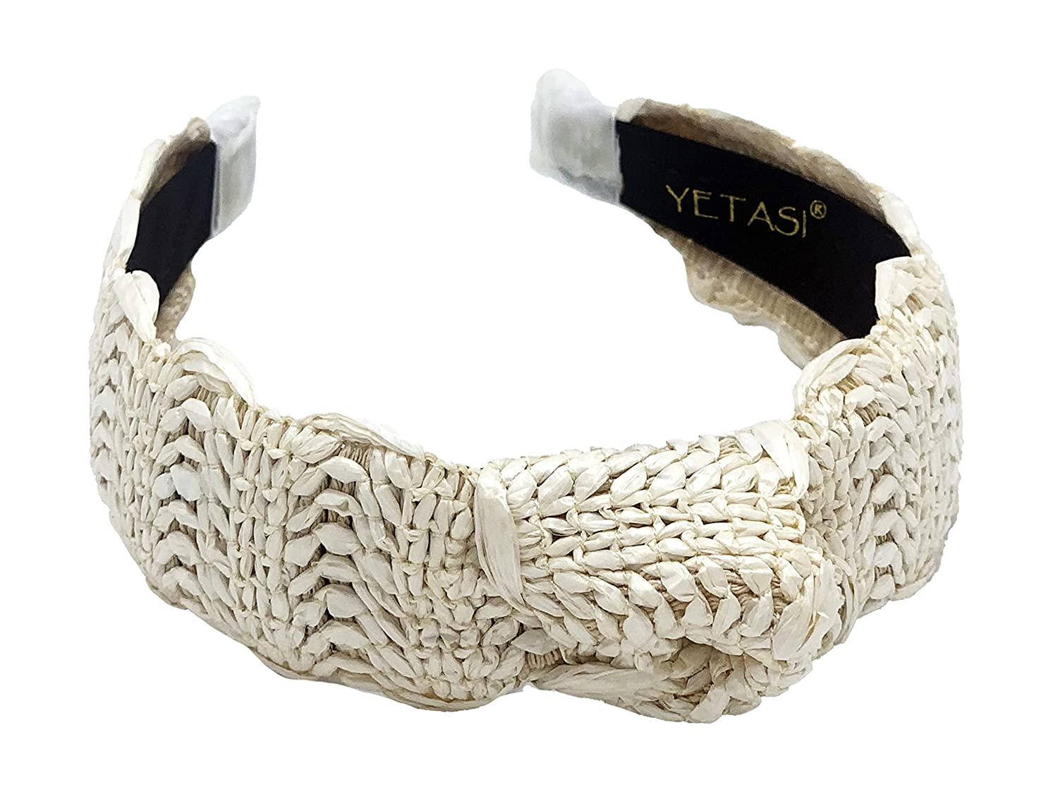 Headbands for Women's Hair Off White is Unique. Knotted Headband