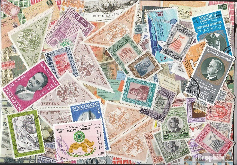 soporte minorista mayorista Prophila Collection Jordania 100 Diferentes Sellos Sellos Sellos (Sellos para los coleccionistas)  a la venta