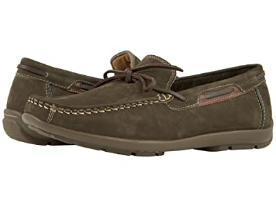 Dockers Faulkner (Dark Grey Nubuck) Men
