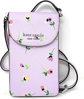 Kate Spade New York キャメロン ワイルドフラワー Ditsy North South Flap Phone クロスボディ