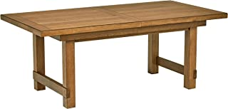 Stone & Beam Parson Trestle Dining Table, 78