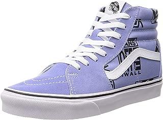 Sk8-Hi Logo Mix Ankle-High Fashion Sneaker