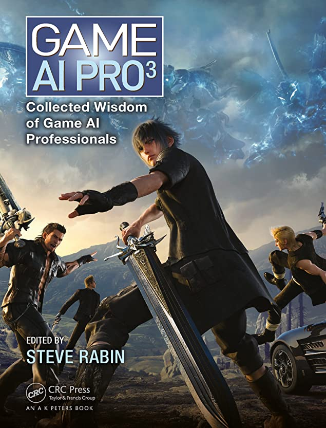 ネクタイ評決カニGame AI Pro 3: Collected Wisdom of Game AI Professionals (English Edition)