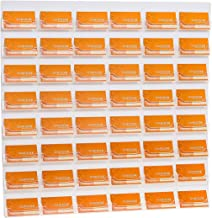 Source One 48-Pocket Wall Mount Business Card Holder (48P-WM-BC)