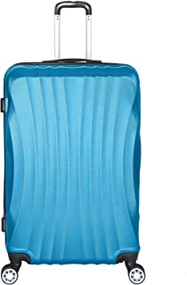 bf2346d93 Elightry 1213 ABS Hard Shell Luggage Case Suitcase Superlight Travel Case  with 360 Rotating Wheels Volume